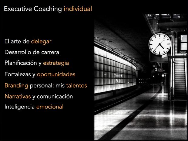 Coaching para cargos estrategicos
