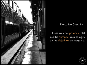 Que es executive coaching